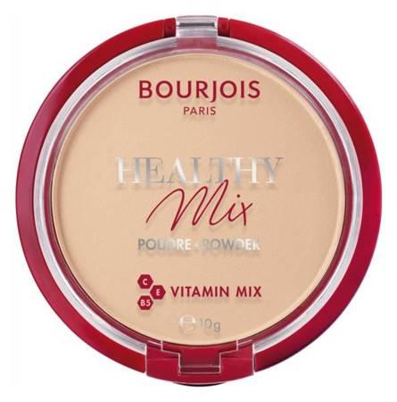 BOURJOIS Healthy Mix Anti-fatigue Puder 02 Light Beige