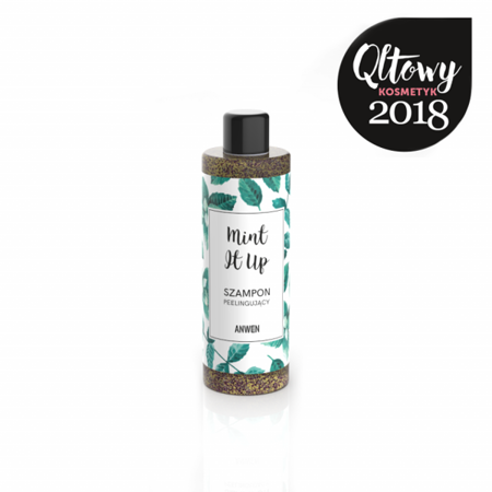 ANWEN MINT IT UP Szampon Peelingujący 200 ML