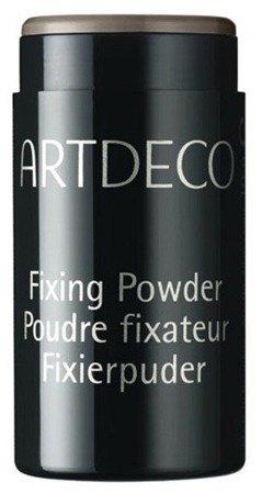 ARTDECO Puder Fixujący Fixer Transparentny Dosypka
