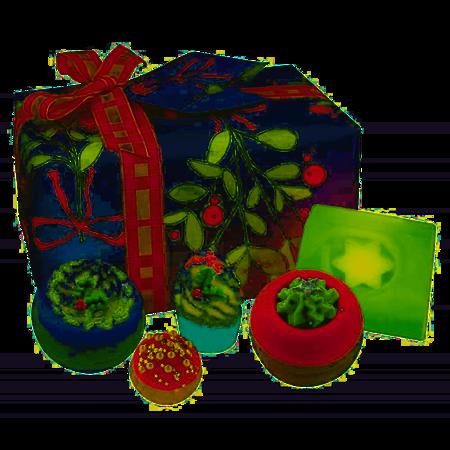 BOMB COSMETICS Zestaw Upominkowy Christmas Wishes