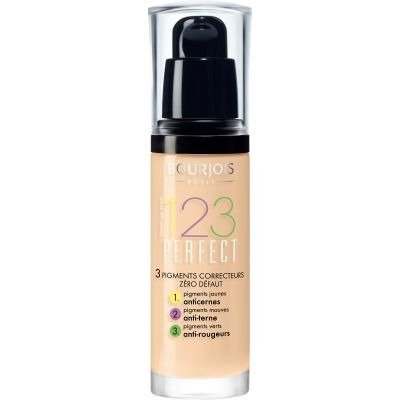 BOURJOIS Podkład 123 Perfect  52 Vanilla 30ml