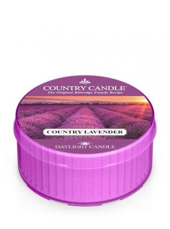 COUNTRY CANDLE Daylight Country Lavender