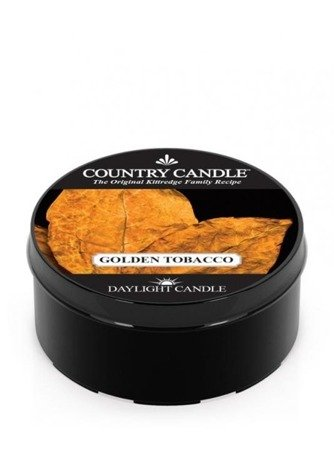 COUNTRY CANDLE Daylight Golden Tabaco