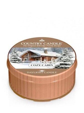 COUNTRY CANDLE Daylight Świeczka Zapachowa Cozy Cabin 35g