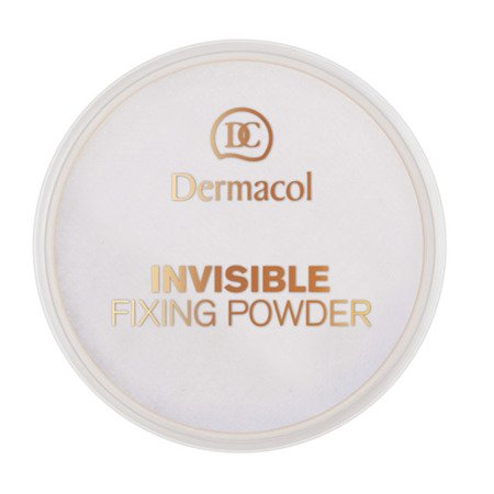 DERMACOL Invisible Fixing Puder Sypki 01 Transparent/ Light