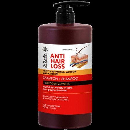 Dr. Sante. Anti Hair Loss Szampon Stymulujący Wzrost Włosów 1000ml