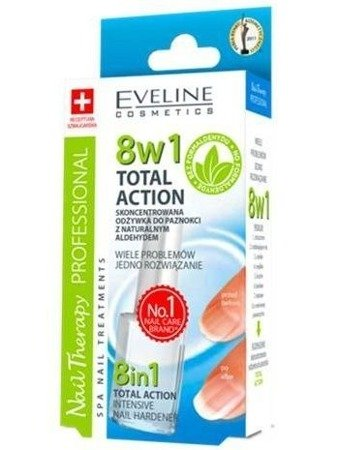 EVELINE Odżywka 8w1 Sensitive 12 ml