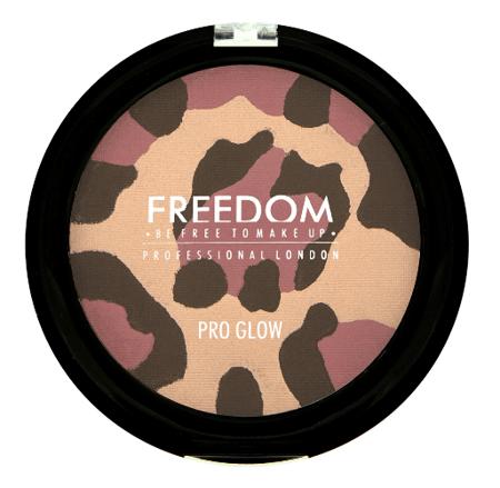 FREEDOM Pro Glow Roar Bronzer-rozświetlacz