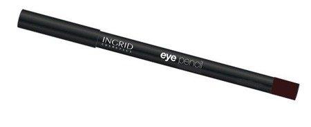 INGRID Eye Pencil Kredka do Oczu nr 127 Dark Brown