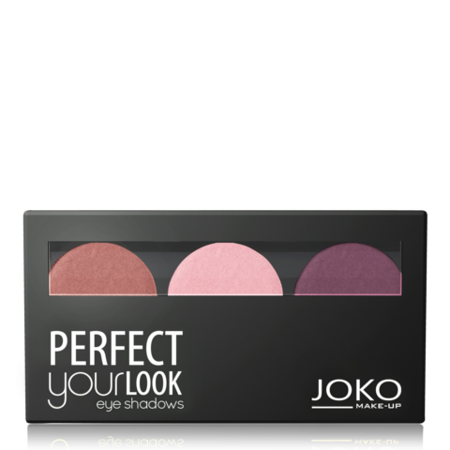 JOKO Cienie trio PERFECT your LOOK 301 Satin