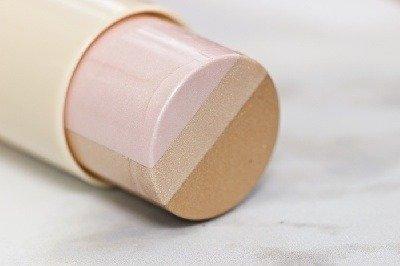 MUA Luxe Ombre 3 Shade Shimmer Rozswietlacz w Sztyfcie