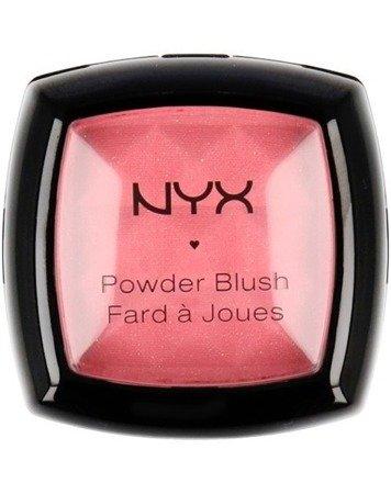 NYX  Powder Blush Róż do Twarzy PB26 ROSE GARDEN